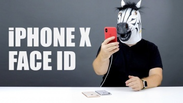 iPhone X Face ID vs. Touch ID или в чем прикол, Apple?